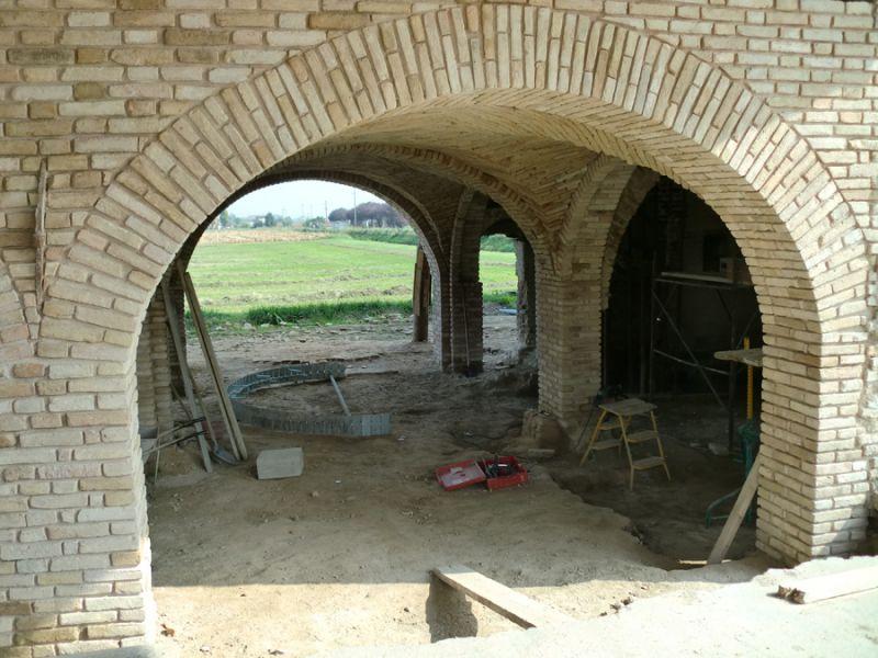 Rivestimenti in pietra muri e rivestimenti faccia vista for Arco in mattoni a vista